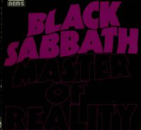 Black Sabbath - Master Of Reality - (VGC)